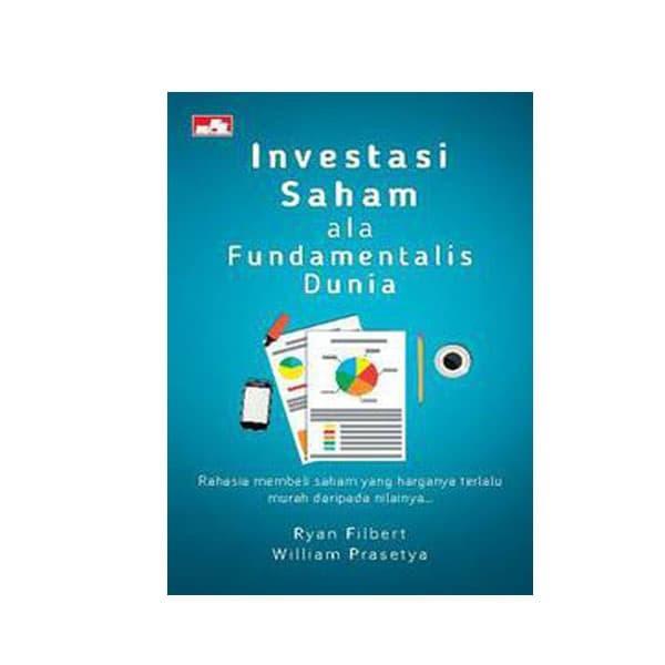 harga Investasi saham ala fundamentalis dunia Tokopedia.com