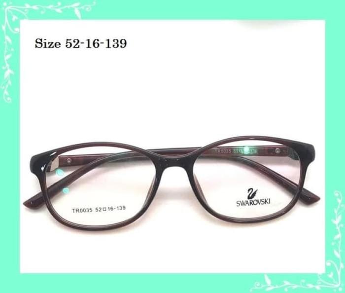 Kacamata Swarovski Ghl20008 - Daftar Harga Terbaru   Terlengkap ... 925906dddb