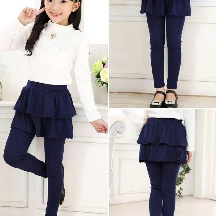 Jual Exckss Legging Rok Kid Celana Legging Anak Perempuan Jakarta Pusat Excelo Online Shop Tokopedia