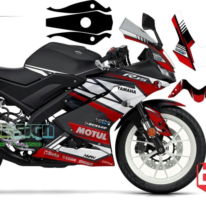 Jual Decal sticker Yamaha R15 V3 2Ride Fullbody - Kota Malang - E R Design  decal sticker | Tokopedia