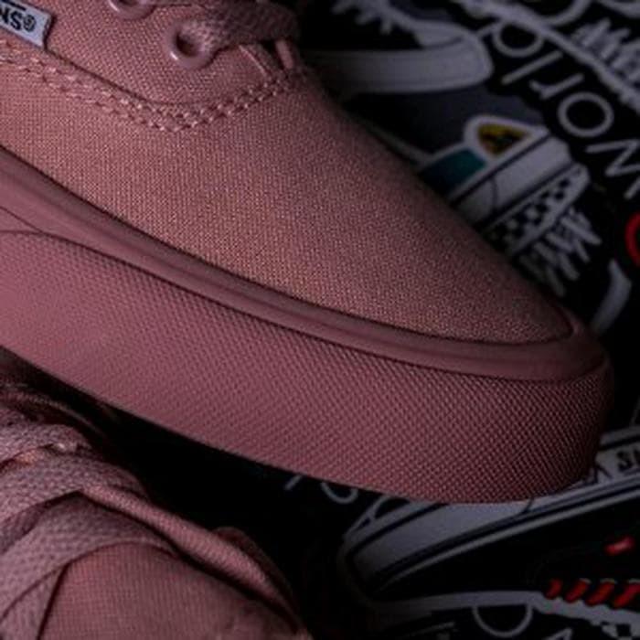 Sepatu Vans Authentic Rosy Mono Sepia Rose Pink Gold BNIB Original P 84e90ced4