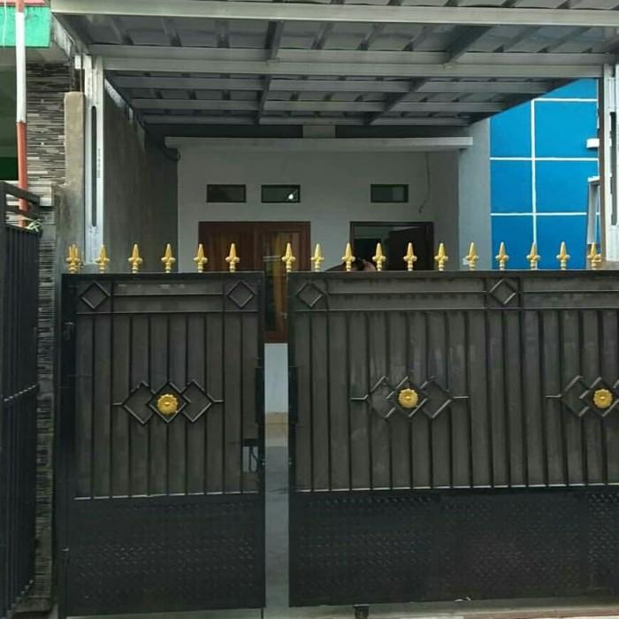 Jual Pagar Minimalis Modern - Kab. Bandung - Abdijayastell | Tokopedia