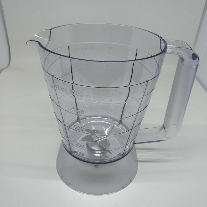 harga Tanpa tutup jar saja 2056 2057 philips blender original tabung gelas Tokopedia.com