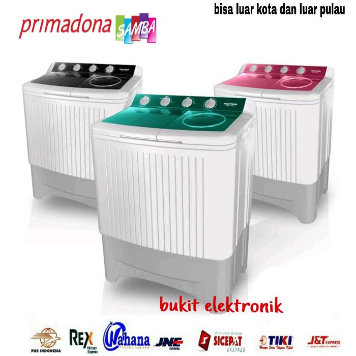 Jual Mesin Cuci Polytron Pwm 8358 Harga Promosi Kab Bandung Barat Bukit Elektronik Tokopedia