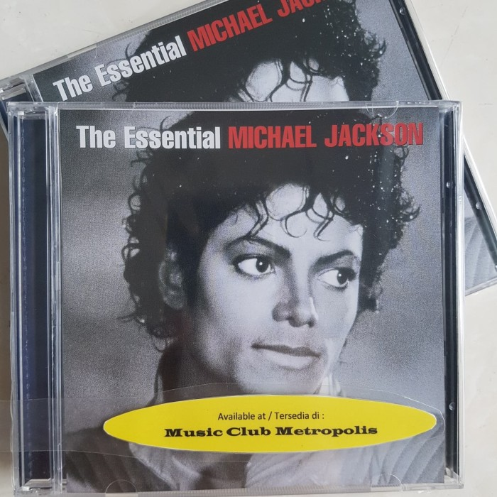 harga Cd michael jackson - the essential 2disc imported special price Tokopedia.com