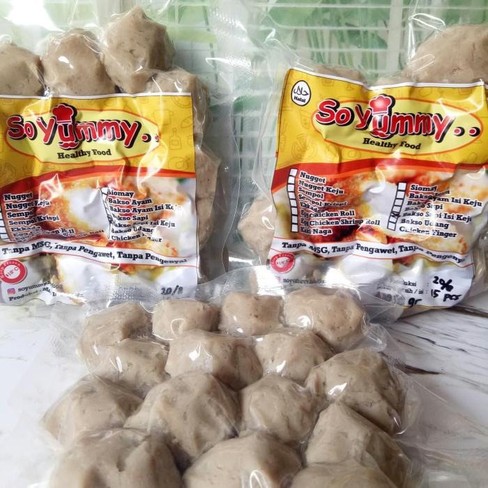 Jual Bakso Sapi Ori Premium Kota Malang So Yummy Healthy Food Tokopedia