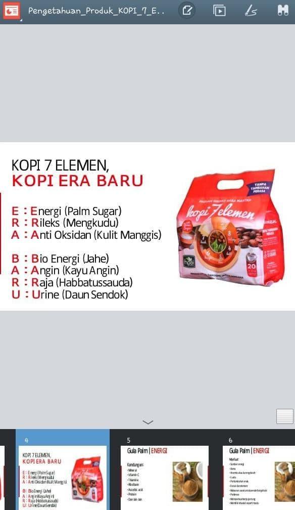 Jual Kopi 7 Elemen HPAI Jakarta Pusat Rahmawatirt