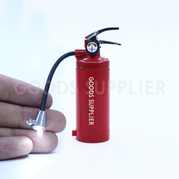 Jual KOREK API TABUNG PEMADAM / GAS LIGHTER WITH LED ...