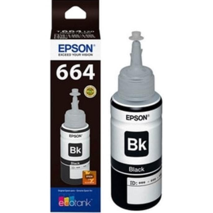 Tinta Epson L100 T6641 Black