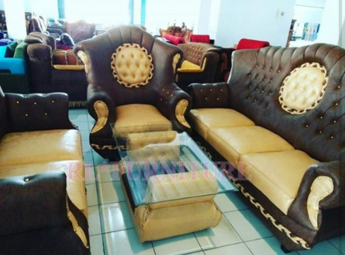 Jual Sofa Jaguar Matahari Kab Karawang Bb Olshop Furniture