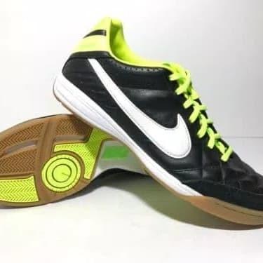 253cf241505 Jual sepatu - nike Tiempo Mystic IV IC indoor futsal SZ 9 (legend ...