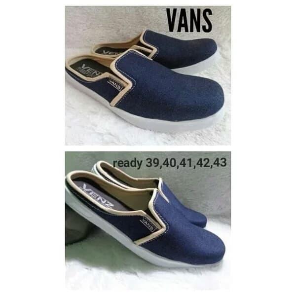 Jual Sepatu Sandal Slop Vans Pria Kota Semarang Sartono Online