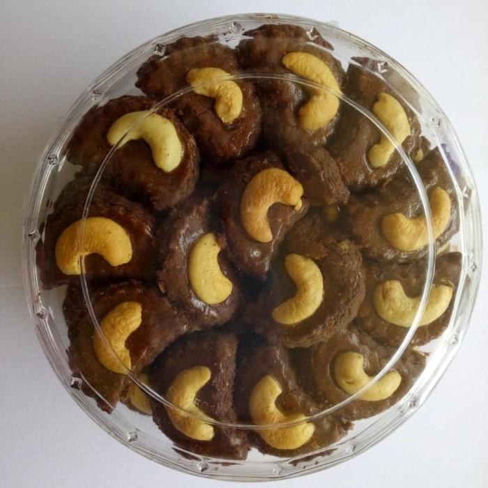 Jual Kue Coklat Kacang Mede Jakarta Timur Kuekukis Homade Tokopedia