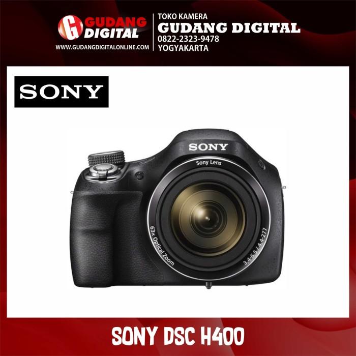 Kamera prosumer sony dsc h400