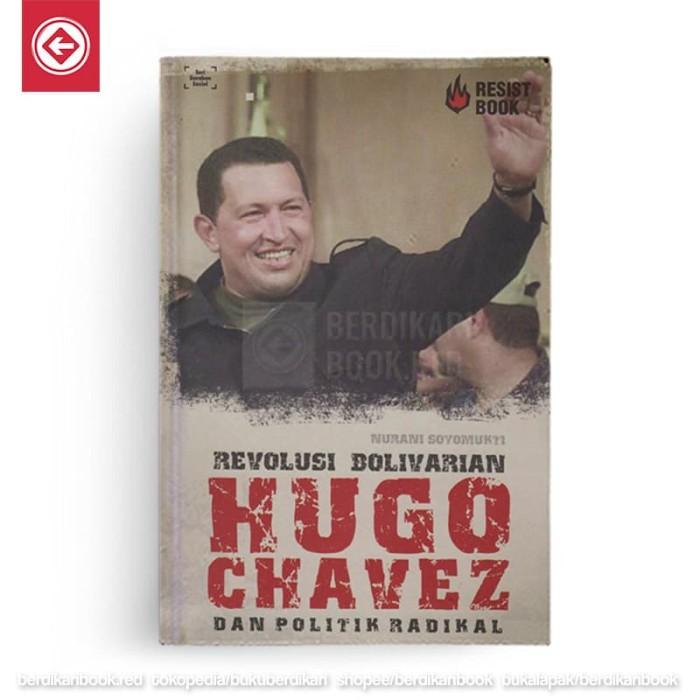 Foto Produk Revolusi Bolivarian Hugo Chavez dan Politik Radikal dari Berdikari Book