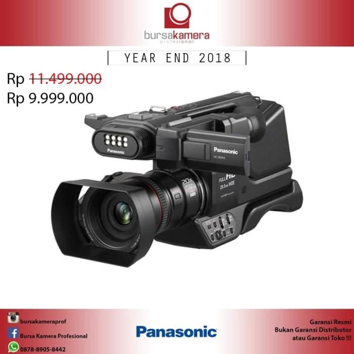 harga Panasonic hc mdh3 avchd shoulder mount lcd touchscreen & led light Tokopedia.com