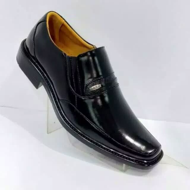 harga Sepatu pantofel gats lk 002 black.original gats Tokopedia.com