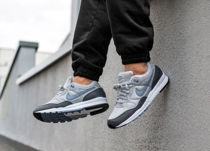 Jual Nike Air Span II Wolf Grey Ashen Slate-Dark Grey - schatzbox ... 59182020a