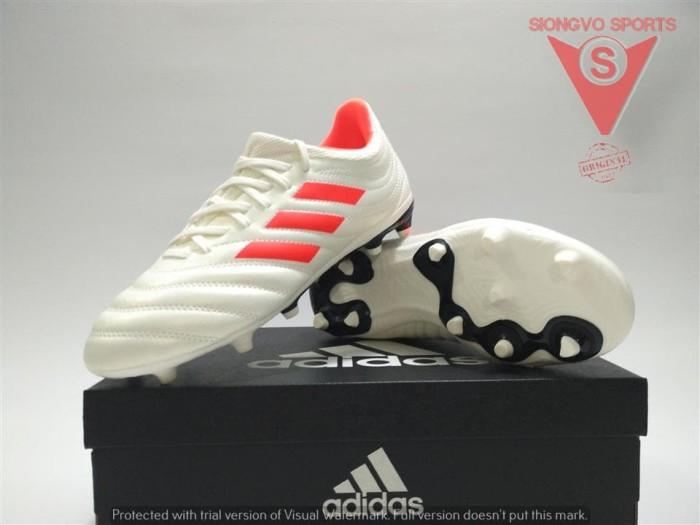 Jual Sepatu Bola Adidas Copa 19 3 Fg J Original D98082 Offwhite