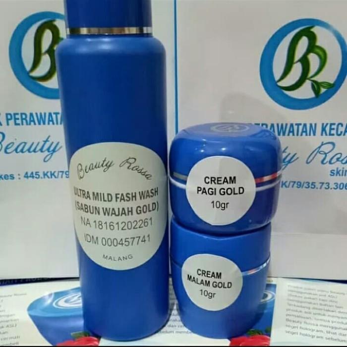Cream Beauty Rossa Untuk Menghilangkan Bekas Jerawat