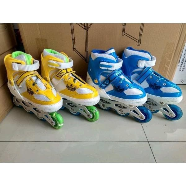 Jual ORIGINAL SEPATU RODA ANAK POWER INLINE SKATE POWER SUPERB MODEL ... 6bab6ea667