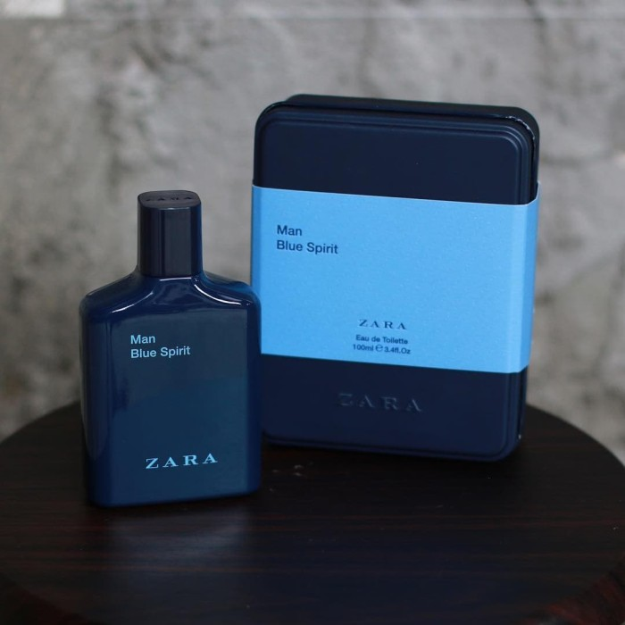 Blue Original Spirit Men Parfume ShoesTokopedia Kota Zara Inesta Depok Jual SVzGpqMU