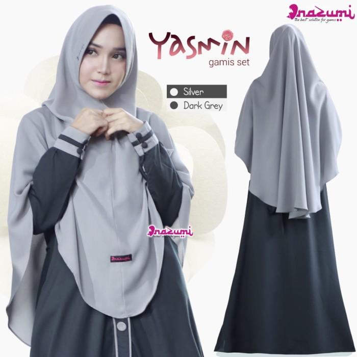 Jual Gamis Set Yasmin By Nazumi Anung Online Shop Tokopedia