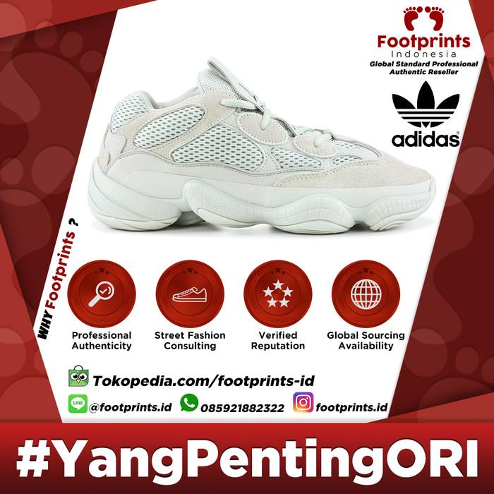 0d49612cb6566 Jual Adidas Yeezy 500 Salt   Yeezy Boost 100% Original Sneakers ...