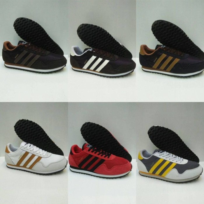 Adidas Neo V Racer size 39 - 43 sepatu pria sneakers hitam abu sekolah -  Abu -abu Tua 698ecc046