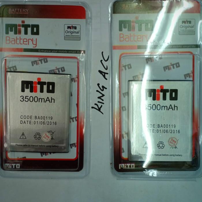 BATERAI BATRE BATTERY MITO A550 BA-00119 BA00119 ORIGINAL