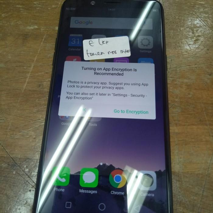 Jual Oppo F5 second lengkap sehat fullori fullset - Jakarta Pusat - vivi  cellular | Tokopedia