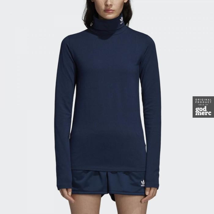 163934329305 Jual ORIGINAL Adidas Styling Complements Turtleneck Tshirt Women ...