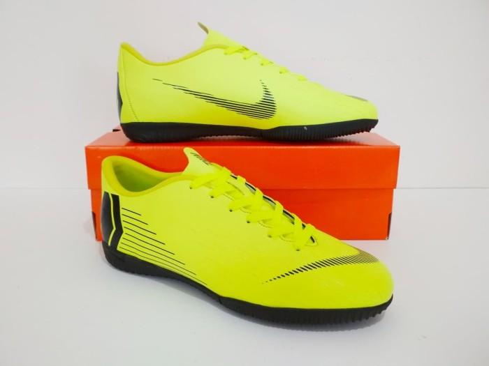 0c1d7406999 Grade Import SEPATU FUTSAL Nike Mercurial Vapor X IC (Stabilow Black)