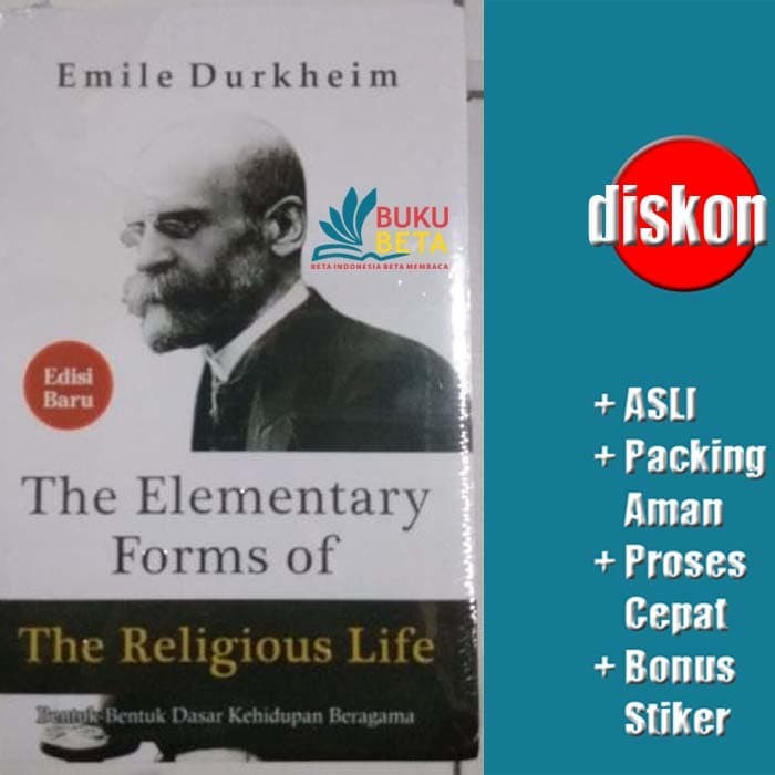harga The elementary form of religious life - emile durkhiem Tokopedia.com