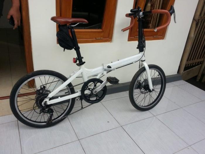 Jual Sepeda lipat POLICE second Kab. Cilacap