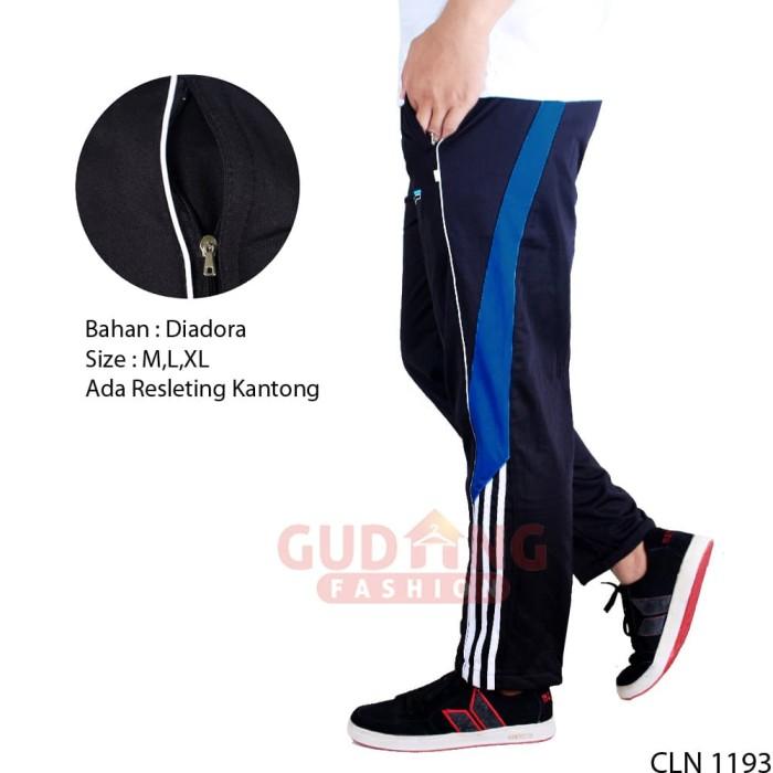 harga Celana sport panjang pria training olahraga cln 1193 Tokopedia.com