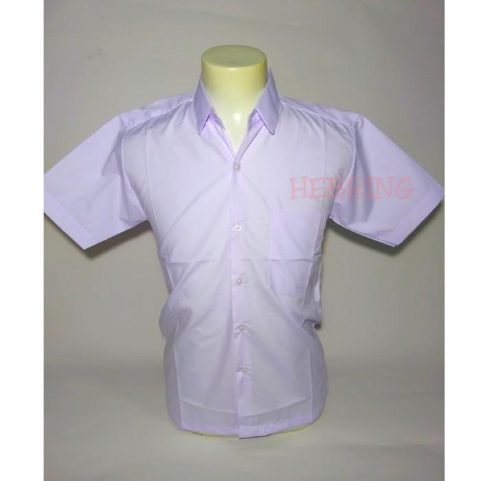Jual Seragam Sekolah Baju Lengan Pendek No 15,5-17