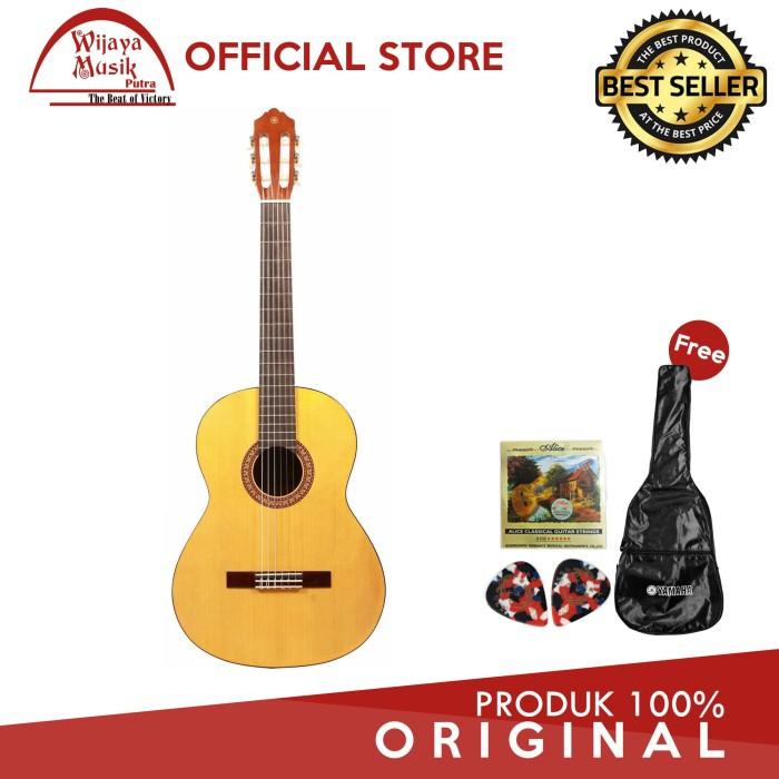 harga Yamaha gitar c-315/ c 315/ c315 - natural + softcase+ 2pick+ set senar Tokopedia.com