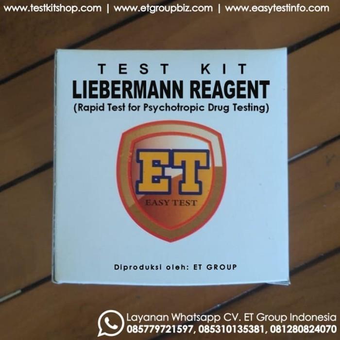 Foto Produk Liebermann Reagent - Tes Kit untuk Uji Cepat Obat-obatan / Drug Test dari easytest
