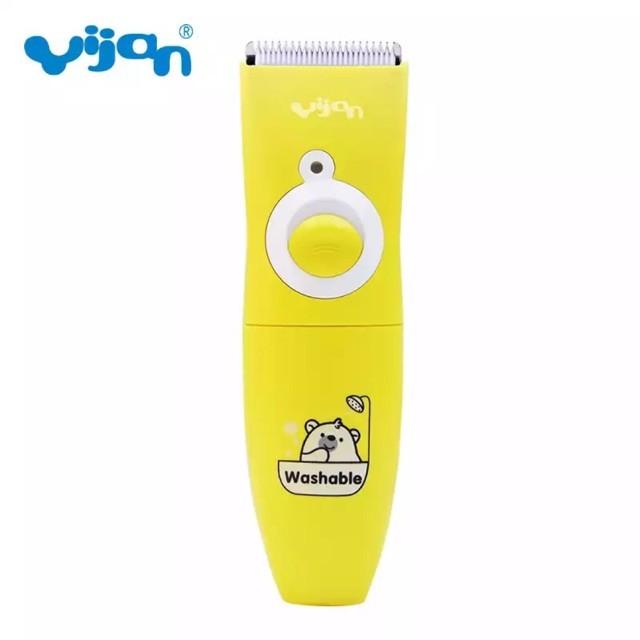 Alat Cukur Rambut Bayi Anak YIJAN T610S Kids Hair Clipper Waterproof 335674cc2b