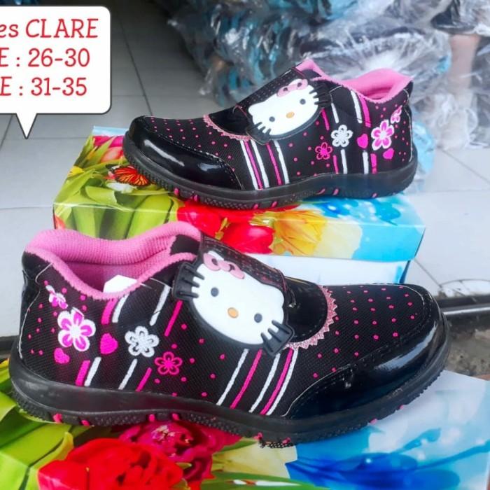 harga Sepatu sekolah nak perempuan clare hello kitty Tokopedia.com