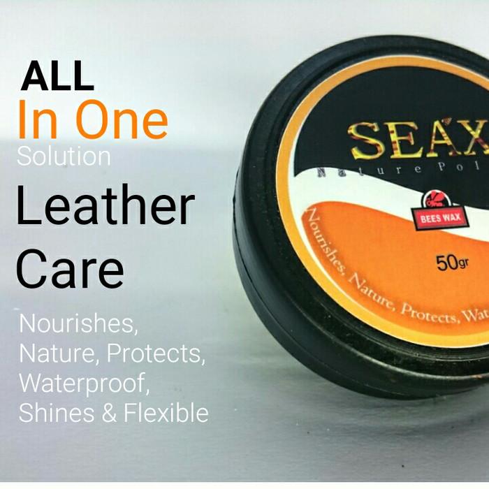 Jual Semir Sepatu - all in one solution leather care - haenesia ... e7106aa457