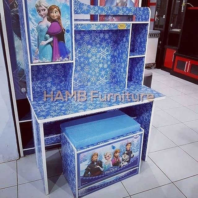 Jual Meja Belajar Anak Lengkap Kursi Kea Panel Karakter Kab Kuningan Hamb Furniture Design Tokopedia