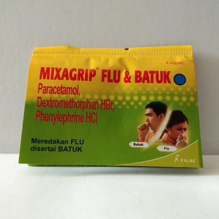 diabetes mixagrip mengobati