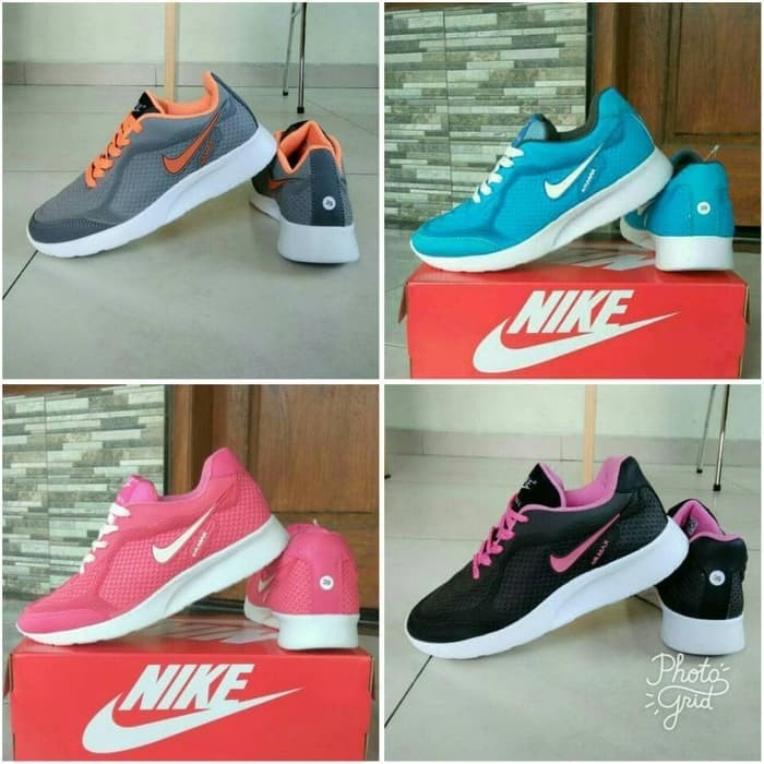 Jual Terbaru!! Sepatu Nike Airmax Runner Cewek Paling Murah - Jual ... 82d8041b1a