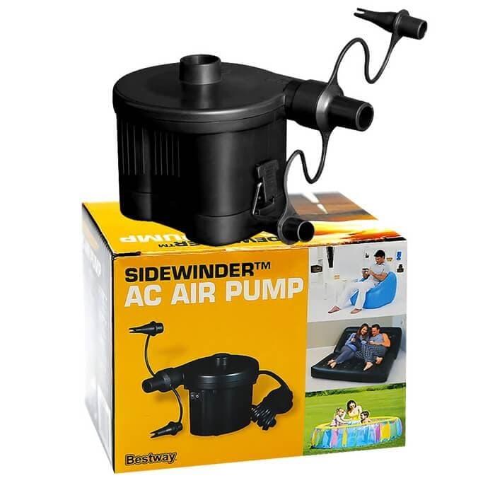 Pompa Angin Listrik Bestway / Sidewinder AC Air Pump