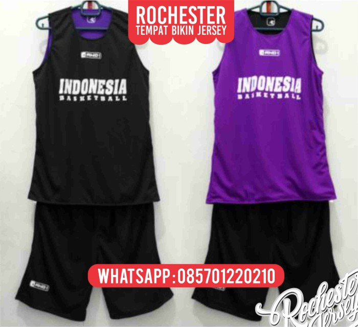 315165e9226 Jual Produsen jersey basket printing - Kota Yogyakarta - Produksi ...