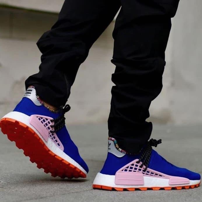 brand new f9c1b 94f42 Jual Pharrell williams x Adidas Nmd Hu Inspiration Pack