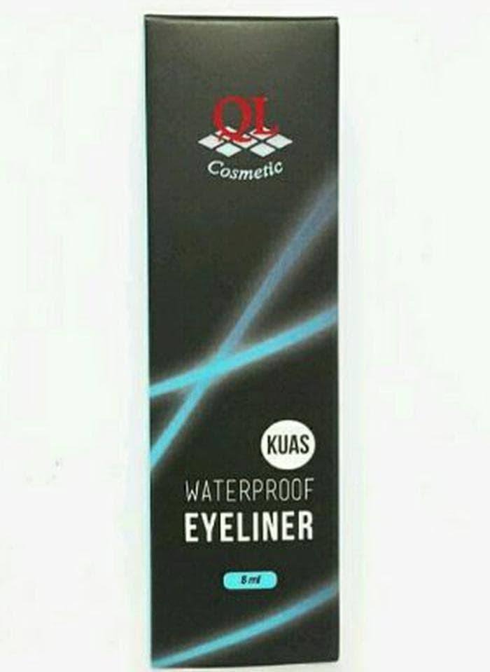 EYELINER SPIDOL QL BLACK WATERPROOF ORIGINAL Limited