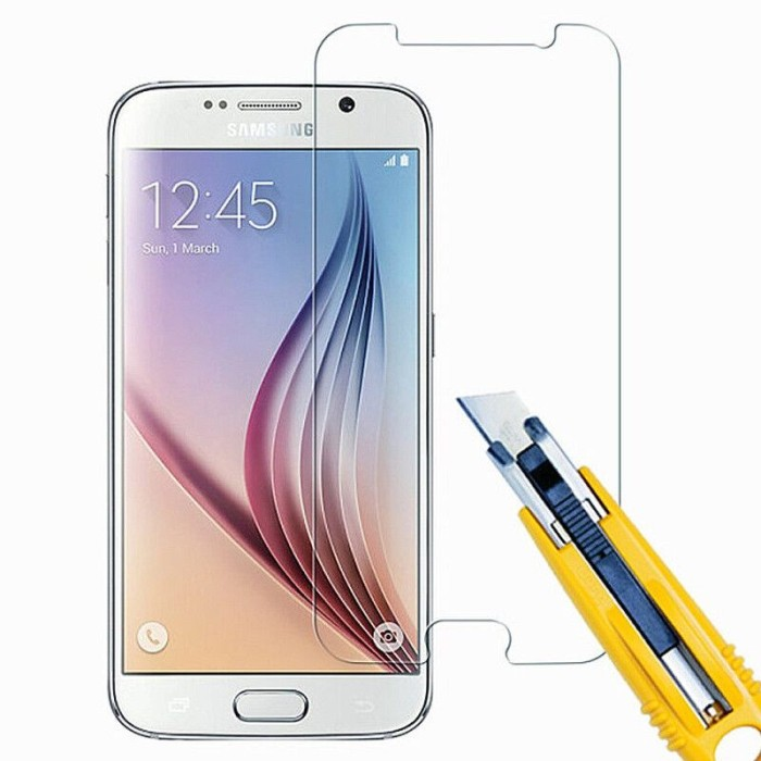 Foto Produk 2.5D Tempered Glass For Samsung Galaxy J2 J4 J6 A6 A8 2018 A530 J1 J3 dari flower city